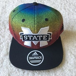 Mississippi State Bulldogs SnapBack Hat New